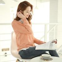 new 2014 woman brand, sweater women, knitted pullover, korean sweater, loose cardigan, korean fashion women