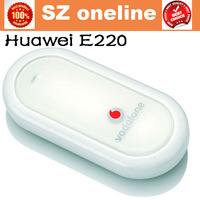 second hand HUAWEI E220 3G HSDPA USB MODEM 7.2Mbps  support google android tablet PC free shipping