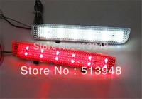 LED Reflector brake Bulb rear bumper light fog lamps with turn signal and warning lights for Freelander 2 LR2