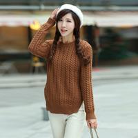 spring fashion 2014 sweaters for women, korean fashion women, casual women, pink sweater, jakets women free shipping