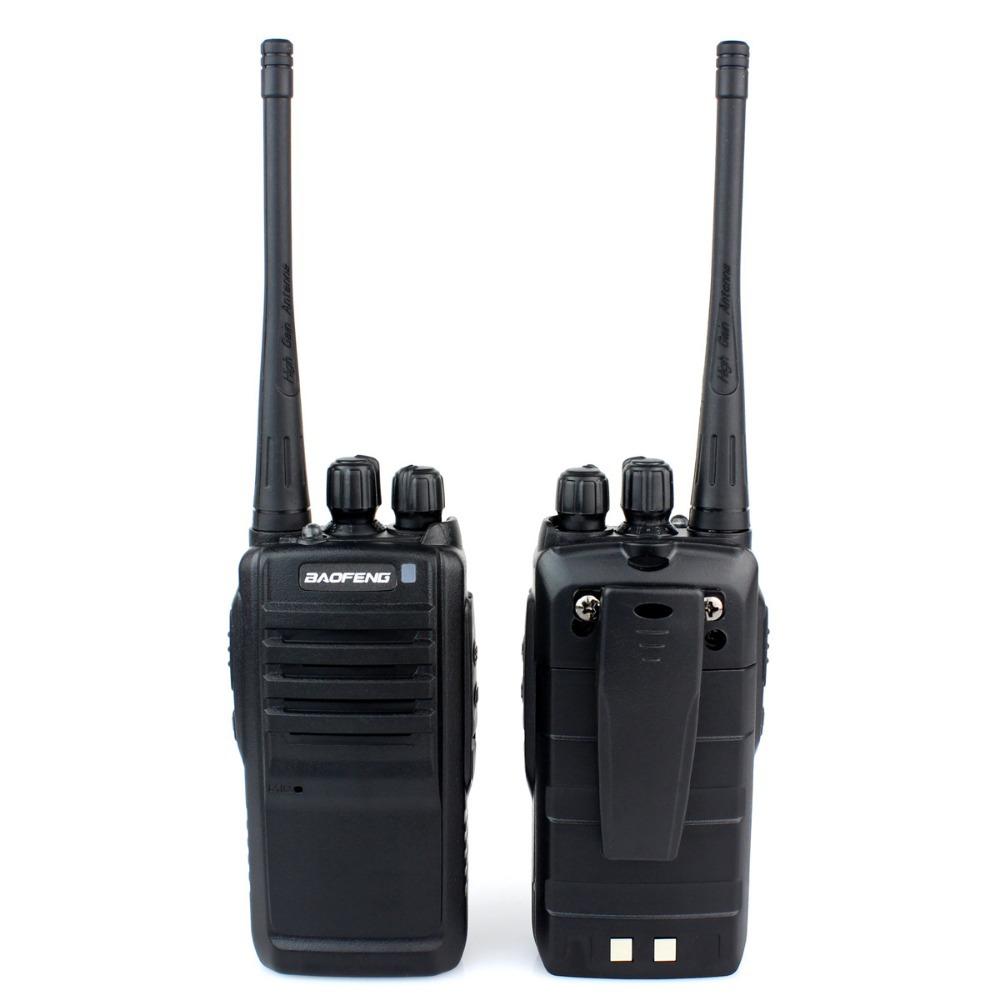 2pcs Radio Walkie Talkie Pair UHF 5W 16CH BAOFENG Portable Ham CB Two Way Radio communicator hf Transceiver BF-388A A1024A(China (Mainland))