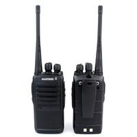 2pcs Radio Walkie Talkie Pair UHF 5W 16CH  BAOFENG Portable Ham CB Two Way Radio communicator hf Transceiver BF-388A A1024A