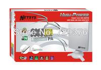 High-power USB Wifi Antenna Free Shipping New 2014 9000WN 802.11B/G/N USB 98DBI WiFi Network Cards Wireless Adapter Wi fi Lan