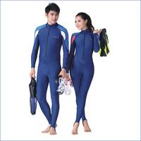 Full Dive Skin Jump Suit  Wimming Wetsuits, Dive Suit, men or women windsurf suits Diving Suit Swimwear