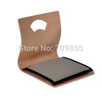 (6pcs/lot) Japanese floor seat furniture rush mat natural color reverisible cushion japan living room zaisu tatami legless chair