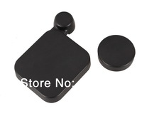 Gopro Accessories Black Protective Camera Lens Cap Cover Compatible + Housing Case Cover For Gopro HD Hero 3+