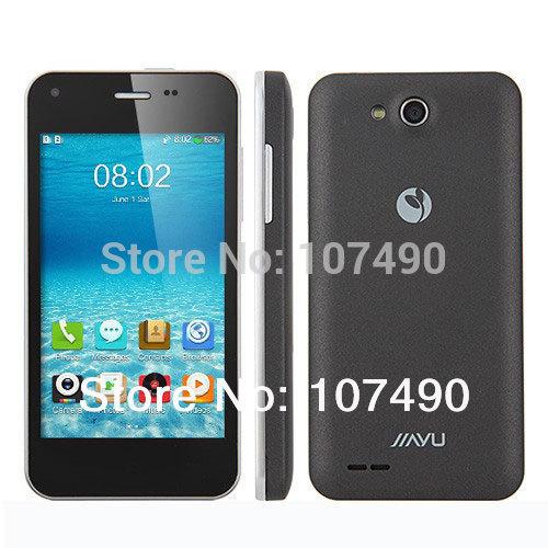 Original JIAYU F1 F1W MTK6572 Dual core Smartphone 512MB RAM 4G ROM Dual SIM 5MP 2400mah Play store multi language WCDMA WIFI(China (Mainland))
