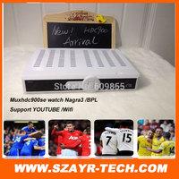 2pc x 2014 Newest starhub box singapore hd muxhdc800se hdc900se watch nagra3 channle and BPL/WIFI free ship