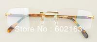 Men Titanium Eyeglasses Frame 3139903 Ultra-light Metal Vintage Myopia Glasses Designer Optical Glasses Free Shipping