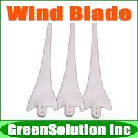 Free Shipping 3pcs/lot 300W/400W/500W Small Wind Blades, Wind Turbine Generator Blades