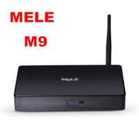 MELE M9 Quad Core Mini PC Android TV Box Android 4.2  Cortex A7 2GB RAM 16GB ROM 4K Video Full HD 1080P HDMI WiFi Media Player