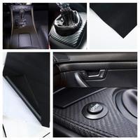 DIY Carbon Fiber Wrap Roll 127cm x 30cm Sticker For Car Auto Vehicle Detailing Wholesale