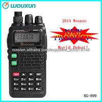 Wouxun 2014 DUAL BAND walkie talkie two way radio KG-UV899 (New Product ) 136-174/400-520MHz
