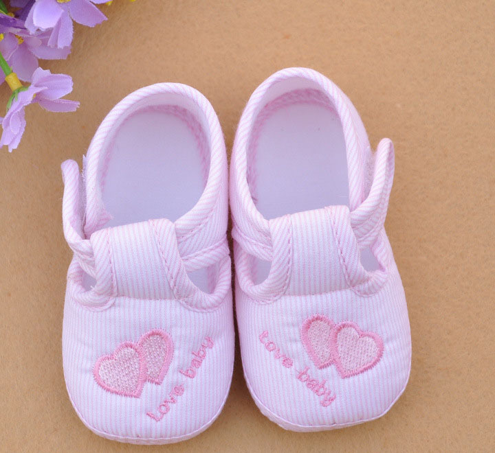 Free shipping Very Cute soft baby shoes for girl and boy baby shoe 3 size to choose 325 Shopping Festival WAB2013-0005(China (Mainland))