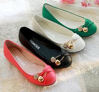 New 2014 Summer Shoes Woman Brand Fashion Women Flats Shoes Casual Sapatos Femininos Round Toe Ballet Ballerina Flat DGPD1013