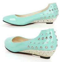 Fashion Brand Women Ballerina Flats Designer Shoes Ladies & Girls Summer Punk Sandals Ballet Flats Shoes Free Shipping PD1024