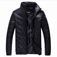 2015 New Arrival Men's Winter Coat Padded Jacket Autumn Winter Outdoor wear Mens Casual Coat Down-Jacket Plus Size M~5XL