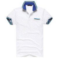 Free Shipping 2014 New Men's T-Shirts Casual Slim Fit Stylish Short-Sleeve Shirt Cotton T-shirt Size:M-XXL D233