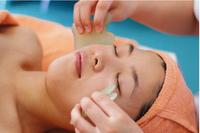 2Pcs Hot Selling Chinese Traditional Natural jades Gua Sha Guasha Massage Tool healthy physiotherapy  personal care New 2014