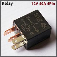 Violet automotive relay 12v 4PIN fog lamp oil pump refires relay C07