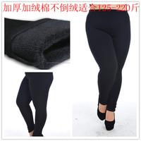 Novelty Vintage Elegant extra Plus size women Long Pants fat ladies Clothing Large XXXL warm pants high street