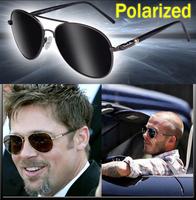 New 2014 Fashion Summer Men's Polarized Sunglasses Sport Oculos Multicolor Polaroid Driving Aviator Gafas Free Shipping MB209