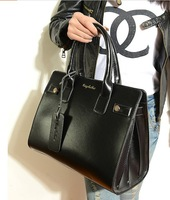 2014 fashion bags women leather handbags  fashion one shoulder bags