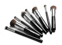 New 2014 8pcs/set  Kabuki Professional Powder Blush Foundation Makeup Brushes Tool  Cosmetic ZH1216eight