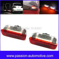 Super Bright LED Front Rear Courtesy Door Light for VW GOLF JETTA PASSAT SHARAN TOUAREG EOS SUPERB