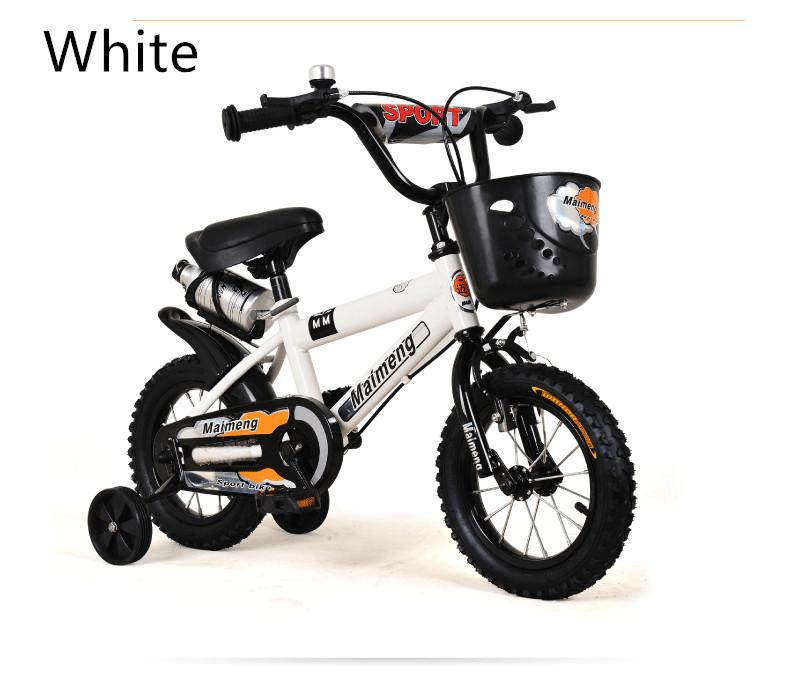 Cheap Kids Bikes With Training Wheels Dropshipping baby girls boys