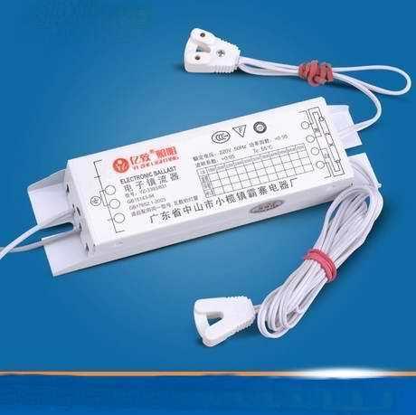 Di alta qualità 220v t8 20w 30w 40w universale oscuramento reattore elettronico zavorra lampada al neon/raddrizzatore elettronico