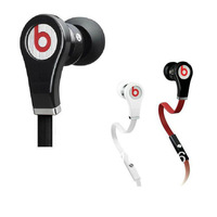New  3.5mm In-ear Headphone Earphone Headset Plug with Volume Remote Control Mic Black for iphone ipad ipod itouch