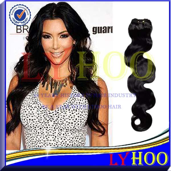 Cheap Extensions Virgin Russian Hair Extensions Buy Hair Online Cheap Hair Weave Virgin Remy Eurasian Virgin Hair(China (Mainland))