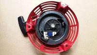 Recoil Starter fit for GX160/GX200 5.5HP engine replacement parts(Straight shaft) ,Predator,Powerstroke,Skat,Fubag