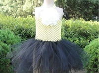 New 2014 Female child layered skirt  tulle one-piece skirt ballet child puff skirt tutu skirt