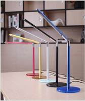 LED eye protection desk lamp USB fashion simple bedroom bedside reading and writing learning lamp Give a universal plug