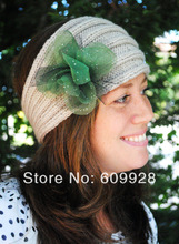 cheap knitted headwrap