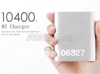 Free shipping Original Xiaomi 10400 Mah Portable Battery Pack power bank ,external battery for mobile phone ipad in stock!/Elma.