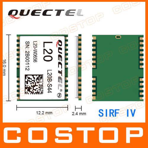 SiRF Star III LowPower GPS Module - nzapexelexcom