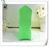 Big Discount  5Pieces Lycra Chair Cover / Wedding /Hotel / Banquet/ Event Chair Cover Free Shipping