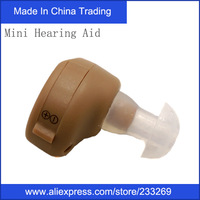 Newest AXON Mini Hearing Aids Adjustable Tone In Ear Digital Invisible Hearing Aid Sound Amplifier