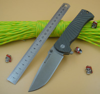 "Free shipping  MG brand Bliztwing ""Lightning"" knife  D2 steel bearing  folding knife Camping Tool"
