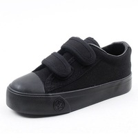Spring child canvas shoes child sport shoes white boys and girls sneakers children high quality shoe kids 9