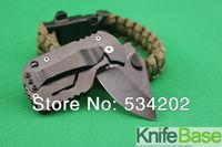 Boker QQ mini black pig folding knife Pocket knives 420c 54hrc G10 handle Tactical Knife folding knives free shipping 1pcs/lot
