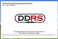 Detroit Diesel Reprograming System 7.11 (DDRS 7.11) +offline activation in stock Hot sale Free shipping