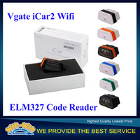 2014 Newest Vgate iCar 2 WIFI OBD ELM327 Code Reader iCar2 for Android/ IOS/PC