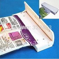 New Plastic Food Fresh Storage Saver Bag Seal Household vacuum sealer Reseal Manual Closer Press Machine