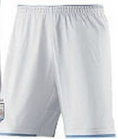 2014 Argentina Soccer shorts world cup Argentina home White soccer football player version Thailand Quality Cotton Pants S-XL