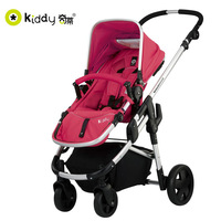 free shipping Kiddy baby stroller baby car light trolley suspension folding stroller  new 2014 wholesale