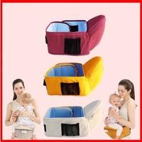 Waist stool WalkersNew 2014 wholesale baby hold waist belt baby carrier Hipseat Belt kids Infant hip Seat double-shoulder stool
